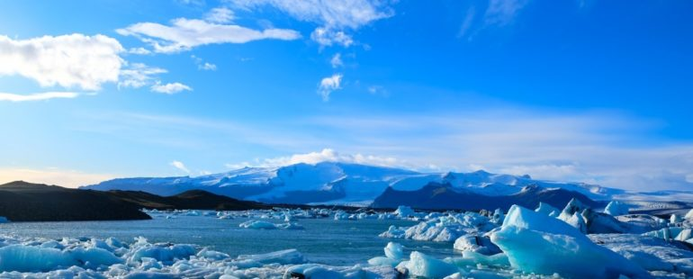 Nová arktická obchodní trasa