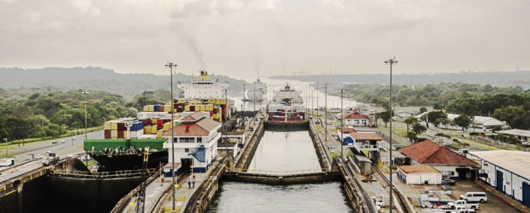 Sucho udeřilo! Panamský průplav snižuje povolený ponor lodí