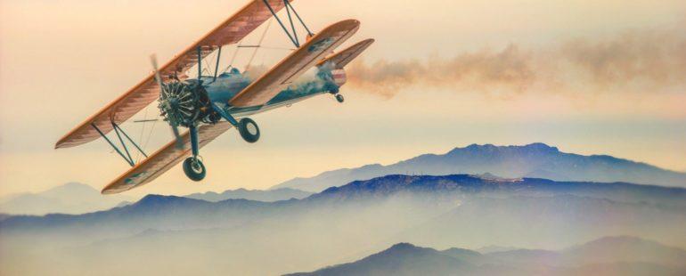 Zelené létání: Nové letecké palivo se vyrábí z rostlinného odpadu